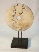 ceramique verre abstrait raku roue ceramique : Roue_Profil-2