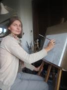 site artistes oeuvre - Ségolène CALMET