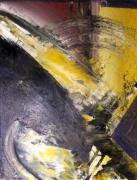 tableau abstrait tableau abstrait peinture ,a l hu oeuvre abstrait abstrait : échappement de la réalité