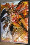 tableau abstrait tableau abstrait peinture ,a l hu oeuvre abstrait abstrait : contradictions