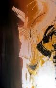 tableau abstrait tableau abstrait toile abstrait oeuvre abstrait abstrait : couleurs en défi