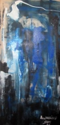 tableau abstrait tableau abstrait abstrait oeuvre abstraite peinture abstraite : Mer et terre