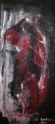 tableau abstrait tableau abstrait abstrait oeuvre abstraite peinture abstraite : Perte