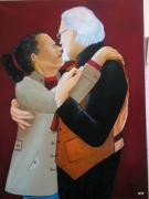 tableau personnages : le couple