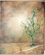 tableau autres arbre nature desert desert : L'endémique