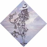 tableau nus femme rubans fille : La fugue