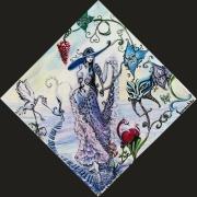 tableau personnages alice pays des merveilles femme : Alice au pays des merveilles