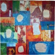 tableau abstrait poesie evasion ecriture reflexion : Elucubrations