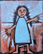 tableau personnages paquita : les nattes de Paquita