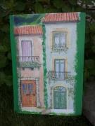 tableau architecture tableau mousse italie : L'italie