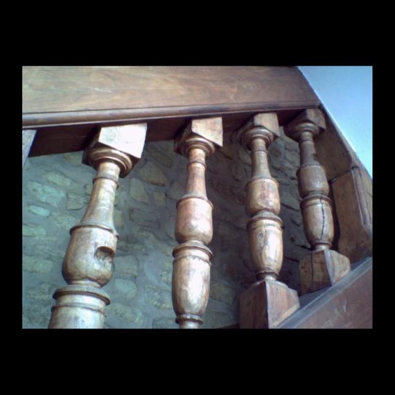 PHOTO  - Escalier Henry IV