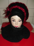 art textile mode : chapeau chic