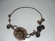 bijoux : collier flexible