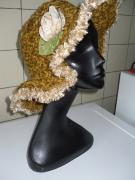 art textile mode : chapeau bo