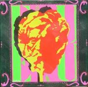 tableau autres acrylique psychedelic : psychedelic eau2