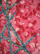 tableau : Corail de Roses