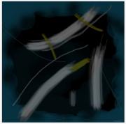art numerique : Abstraction lyrique 02