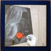 tableau autres emotion peintre rose larme : 249 - Emotion