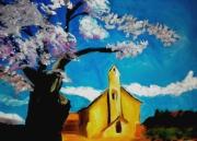 tableau paysages madagascar tropiques bleu exotisme : Madacascar