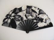 art textile mode fleurs eventail francais elegant pratique : GEFLE28