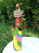 sculpture personnages : EXOTIQUE