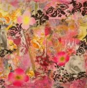 tableau autres rose printemps femme bijou : SPRING