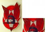tableau autres panneau assemblage metal : le sens des maux