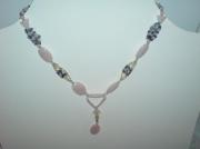 bijoux collier rose : Collier rose