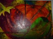 tableau fruits fruits nature morte : Ratatouille