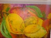 tableau : Salade de fruits