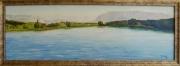 tableau paysages : Lac de Mison