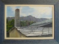 Les toits de saint Veran