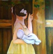 tableau personnages enfance petite fille : Enfance