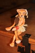 sculpture animaux sculpture modelage animaux art : Lea...la lionne