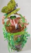 deco design animaux veilleuse modelage grenouille deco : Grenouille rigolote veilleuse