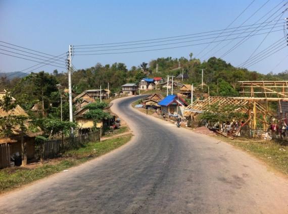 PHOTO  - Laos