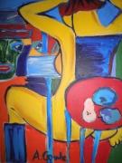 tableau personnages : Abstrait