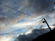 photography : Fil electrique