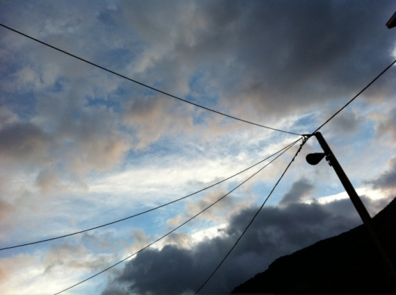 PHOTO  - Fil electrique