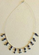 bijoux : Collier Lapis-Lazuli