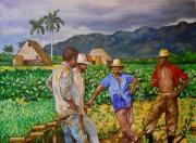 tableau : Cuba Tabaco