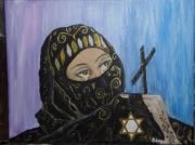 tableau personnages la paix musulmane religions guerre : musulmane la paix