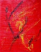 tableau abstrait : Tango