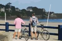 Ballade à vélos