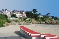 plage de Saint-Lunaire