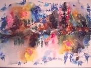tableau 18 avril au 8 mai 20 langdonart expositio galerie 2456 2456 r montreal qubec can : 4saisons Langdonart peinture vue 2e