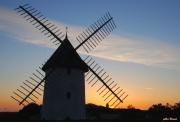 photo architecture moulins aube : ombre-ailes