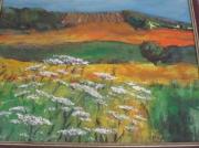 tableau paysages : provence
