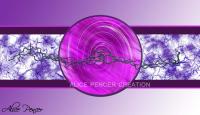 Zen violet