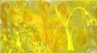 Psychédéclique jaune